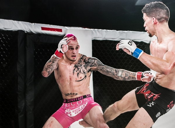 Shorty Rock wins at CFFC 62