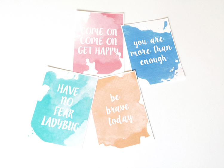 Use these Happiness Cards for a Boost Every Single Day | Jaimie Myers