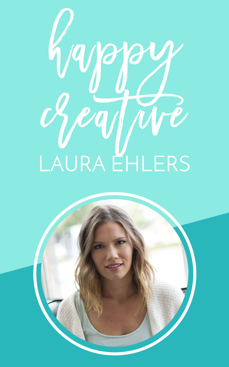 Interview: Laura Ehlers | Laura Ehlers is famous for her amazing Youtube channel on natural beauty and is diving into the world of ecourses! She's an inspiring creative entrepreneur dedicated to her community. Click through to learn more about her!