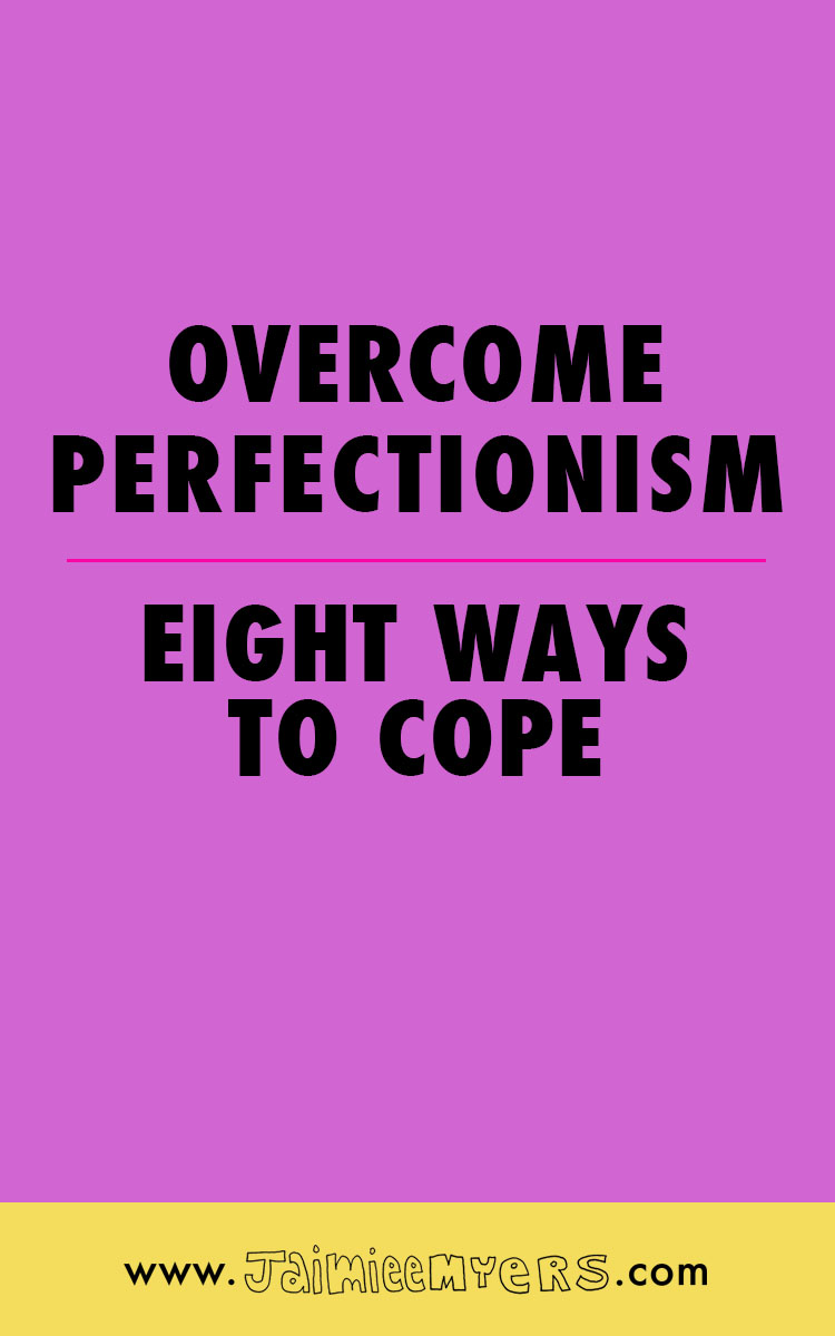 Why Perfectionism Is Holding You Back + 8 Ways to Cope With It | Are you a perfectionist? Is your need to be perfect holding you back from chasing your dreams and living your passions? Creativity and happiness cannot exist in the presence of perfectionism. As a creative entrepreneur, you deserve to feel infinite amounts of self-worth. Try these 8 coping techniques to deal with your perfectionism on a daily basis. Click through to get the tips and join the free community or re-pin this for later!