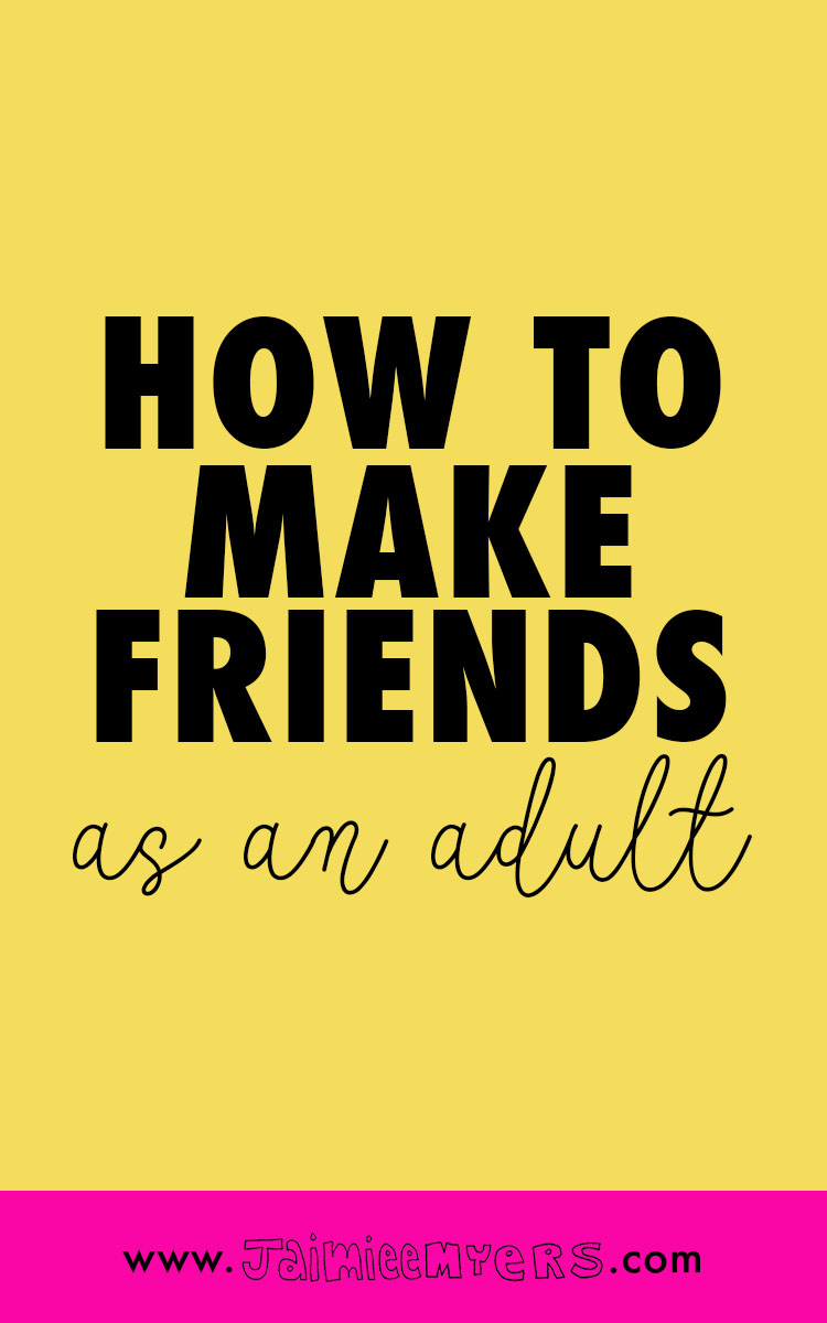 """5 Reasons You Need Non-Biz Friends + How to Make Them 