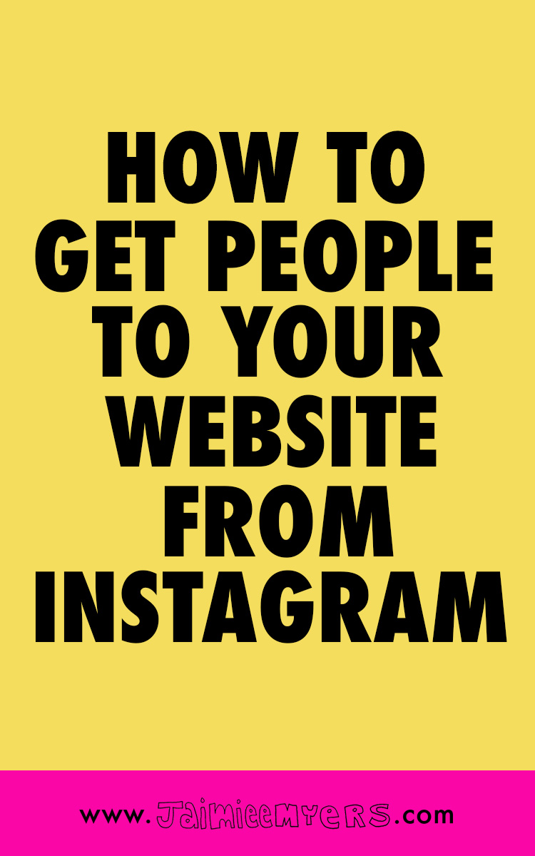 How to Lead People to Your Website From Instagram | Jaimie Myers | Want your ideal audience to click on your Instagram bio link to get to your opt-in, content upgrade or blog post? Here are 6 link tools that will help with that. Click through or repin for later!