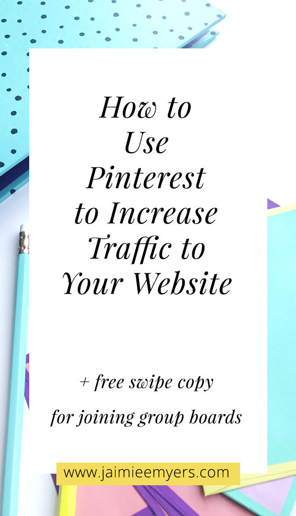 Want to increase traffic to your website? Use Pinterest to save pins and blog content so that you can get new readers on your site and new buyers. Make sales and get new subscribers with Pinterest! Read now or pin for later!