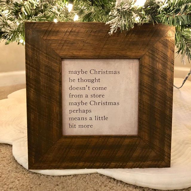 Need a little extra something to spruce up your holiday decor? How about this little whimsical gem? One of our favorite holiday movies. Its in stock and ready for its new home! www.sissyandcodesigns.com #sissyandco #sissyandcodesigns #signs #signage #wood #holiday #decor #shopfrederick #shopsmall #shoplocal #frederickmd #maryland