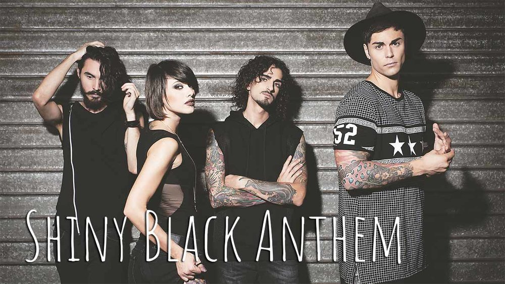 Shiny Black Anthem
