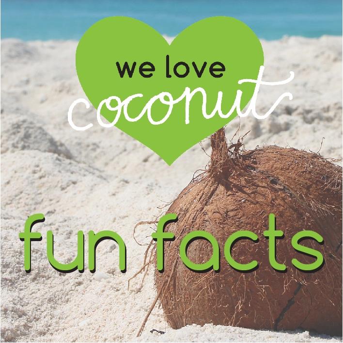 Coconut Fun Facts