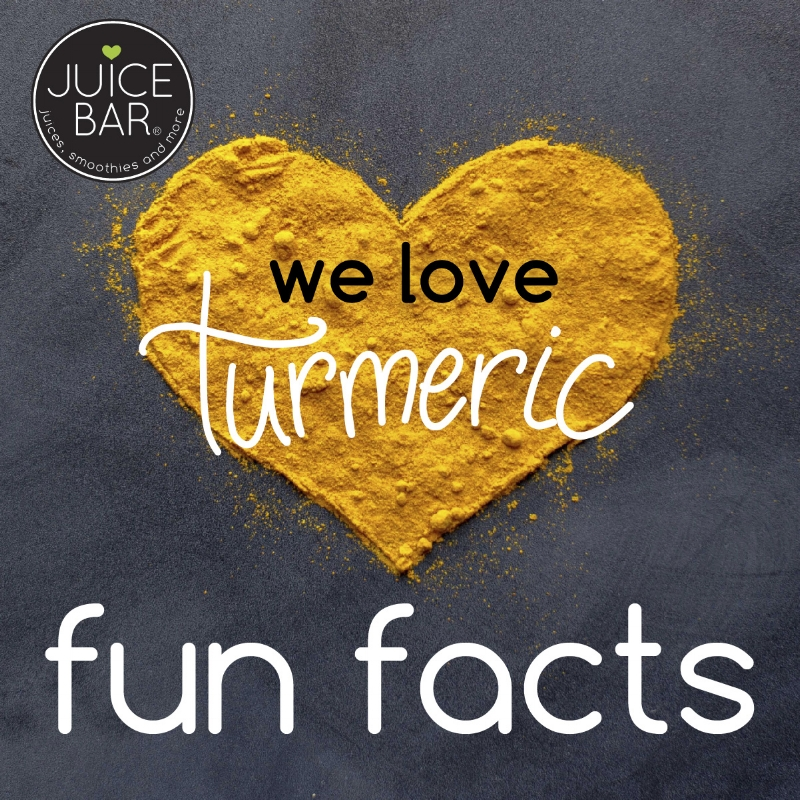 turmeric fun facts