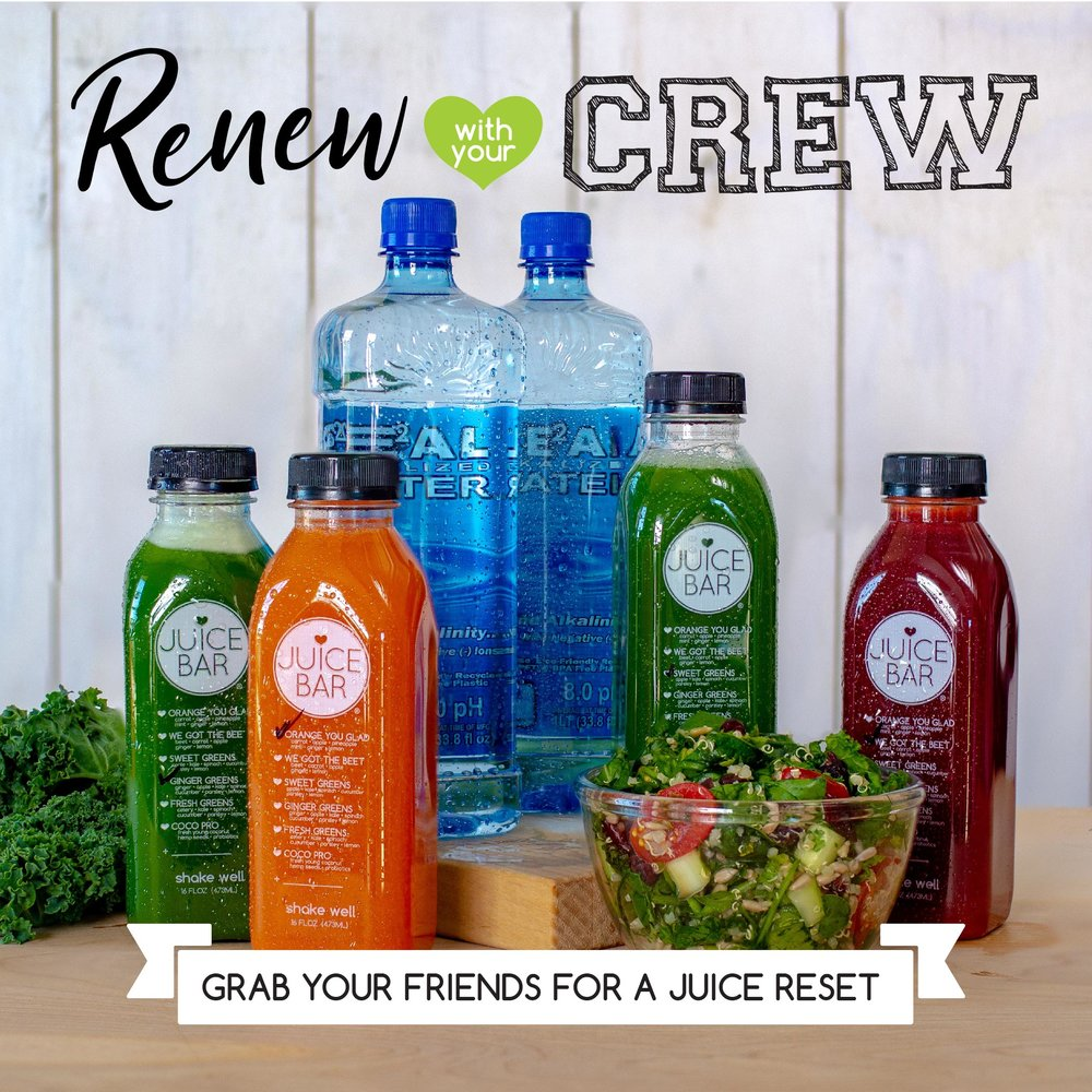 Juice Bar Juice Cleanse