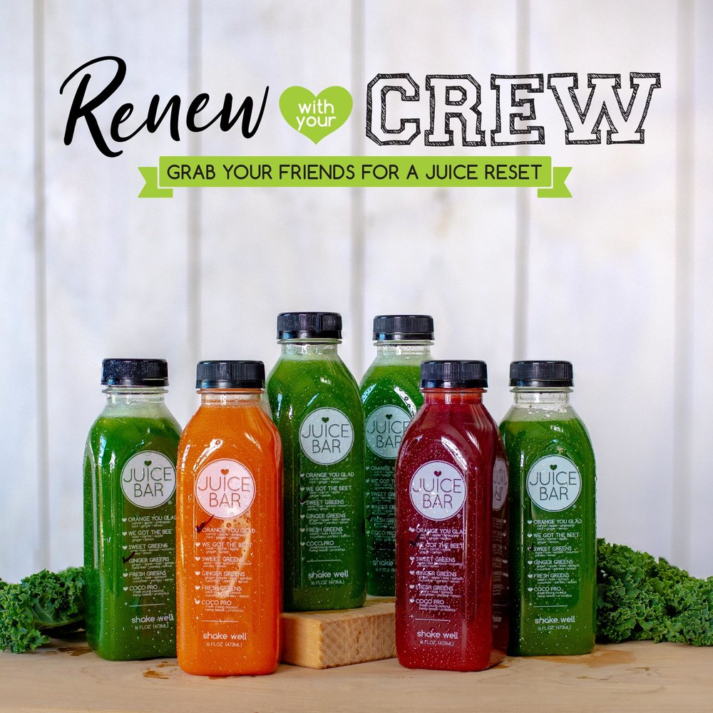 Renew with your Crew