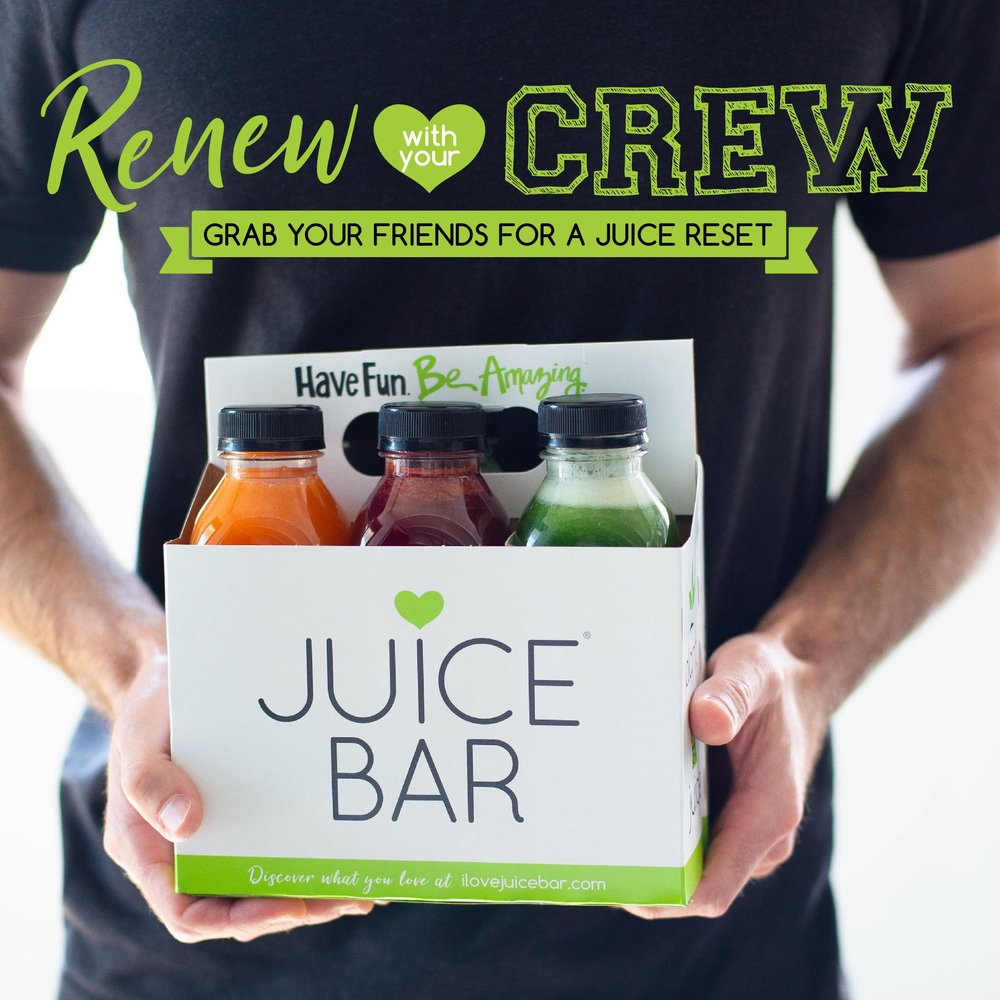 Juice Cleanses - I Love Juice Bar