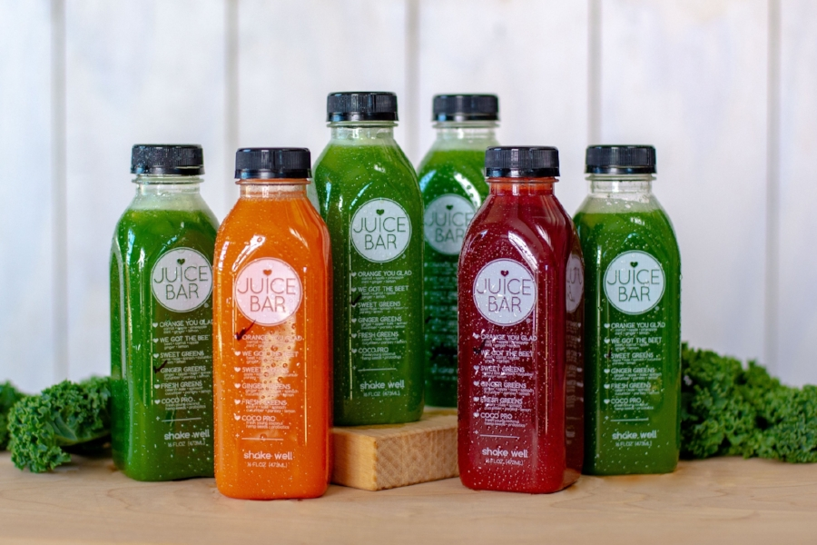 Juice Cleanse from I Love Juice Bar
