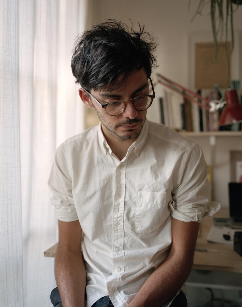Calvin, August 2015