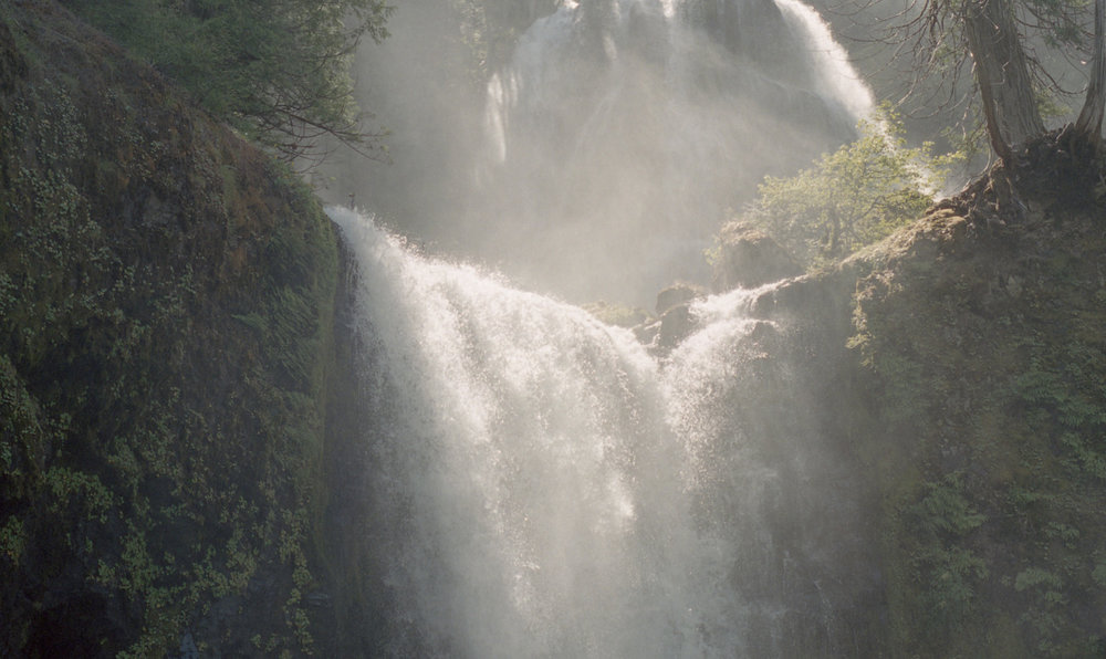 Falls Creek Falls, July 2014