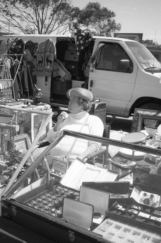 Alemany Flea Market, August 2012