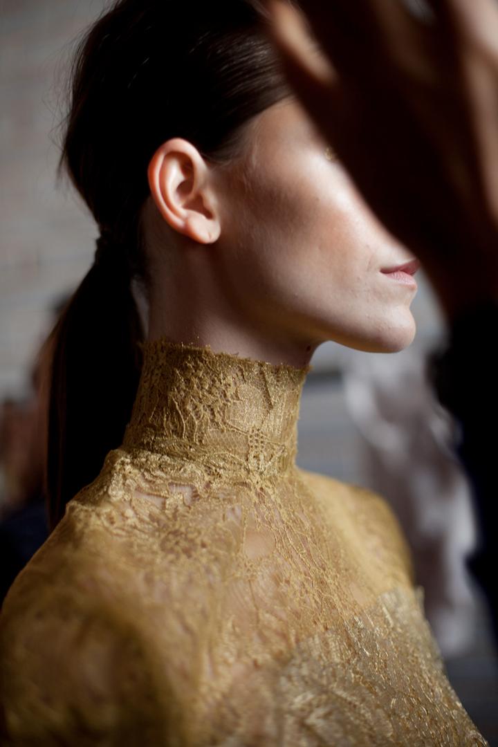 milkstudios: Golden Lace Photo by: Amanda Hakan