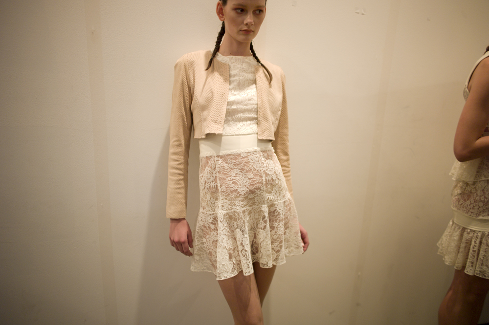 milkstudios: Cream on White at Frank Tell Photo by: Amanda Hakan