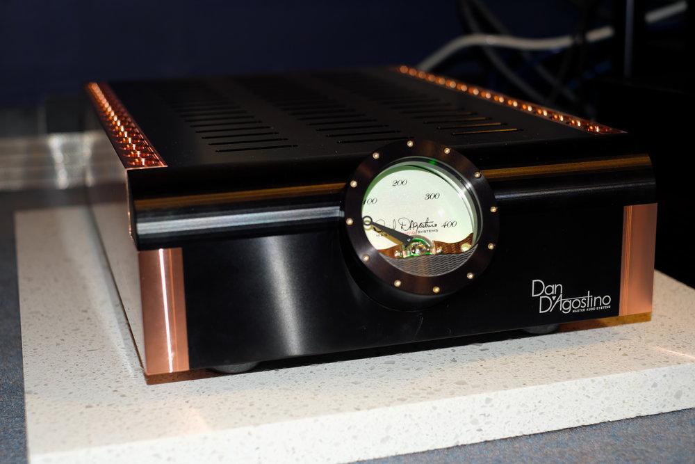 Master Audio System M400 Momentum monoblock