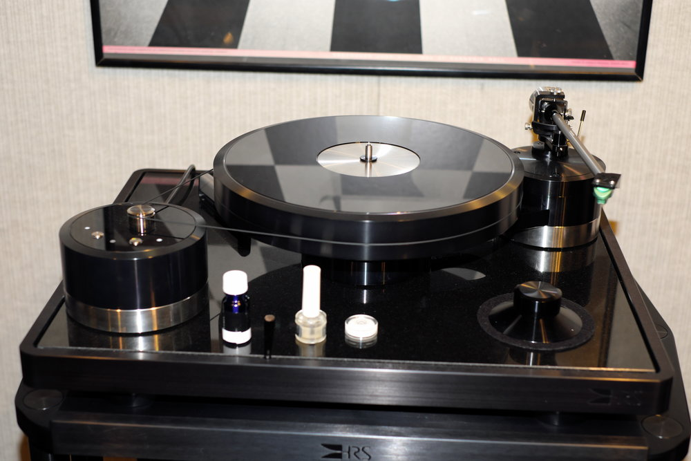 Brinkmann Spyder turntable