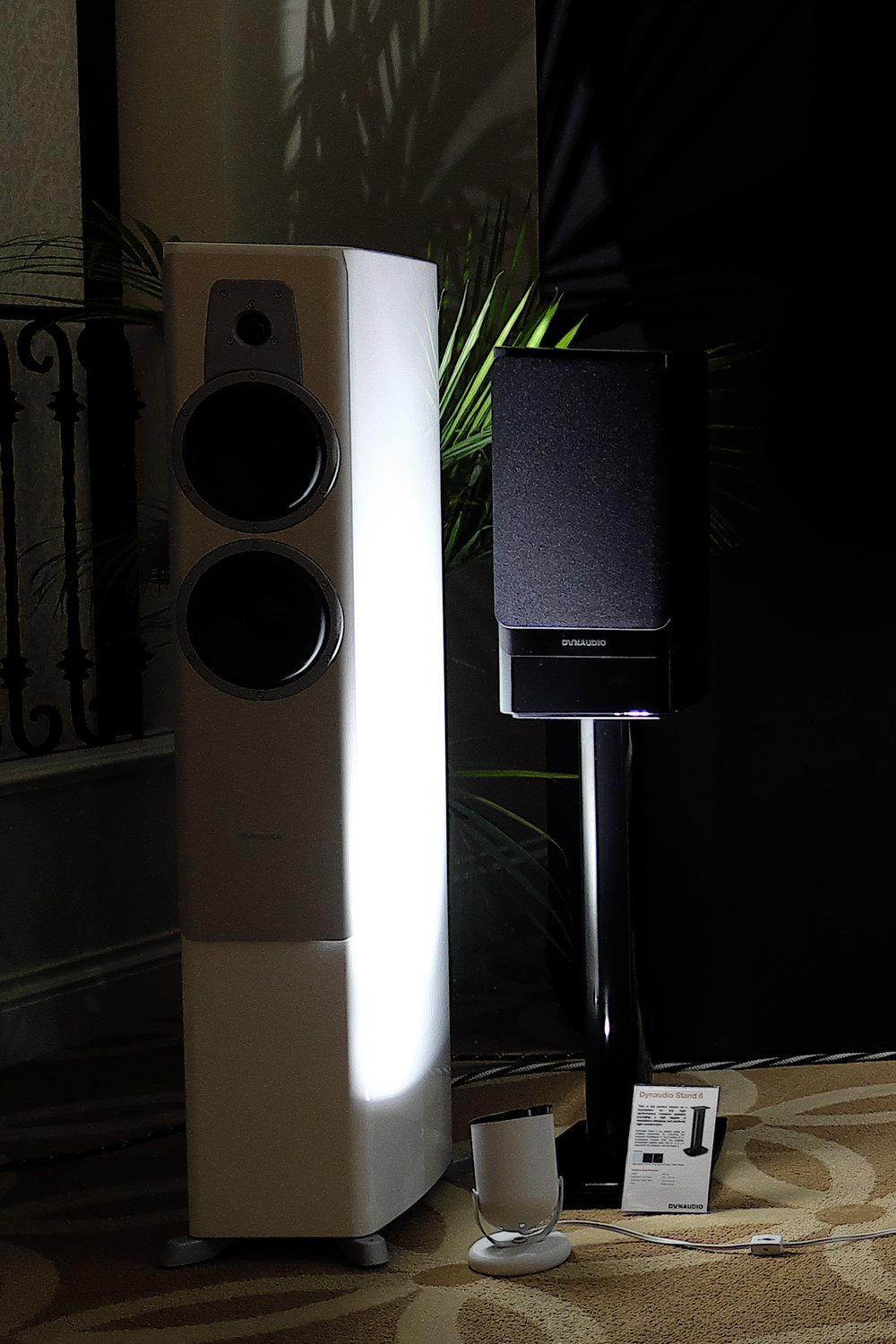 Dynaudio Contour 30 ($7,500/pr) and Contour 20 ($5,000/pr)