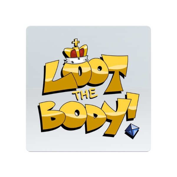 Loot the Body - Loot the Body is an epic fast-paced dungeon crawl card game designed for gamers of all ages and skill levels. Players must work together to survive, but only the best adventurer will receive the best loot.30 Minutes, 2 - 6 Players, Ages 8+