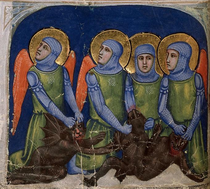 medievalknightsandbeasts