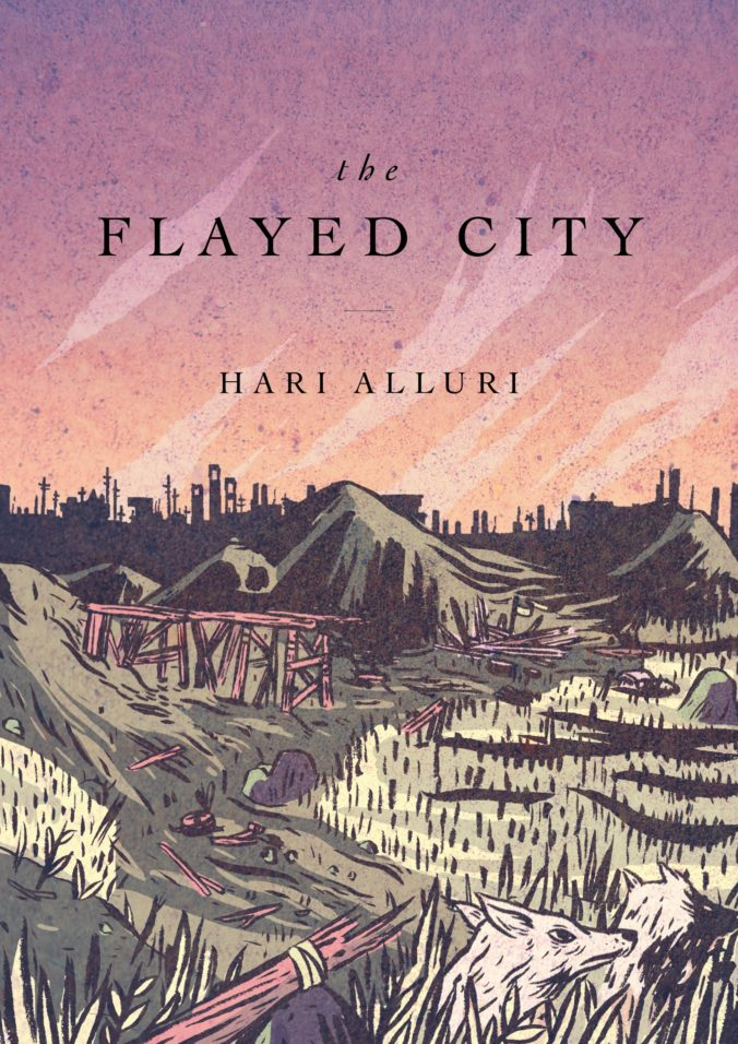 The Flayed City - Hari Alluri
