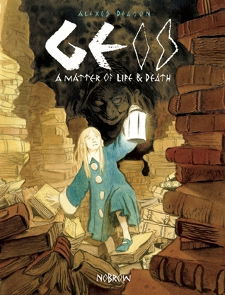 Geiss A Matter of Life & Death - Alexis Deacon