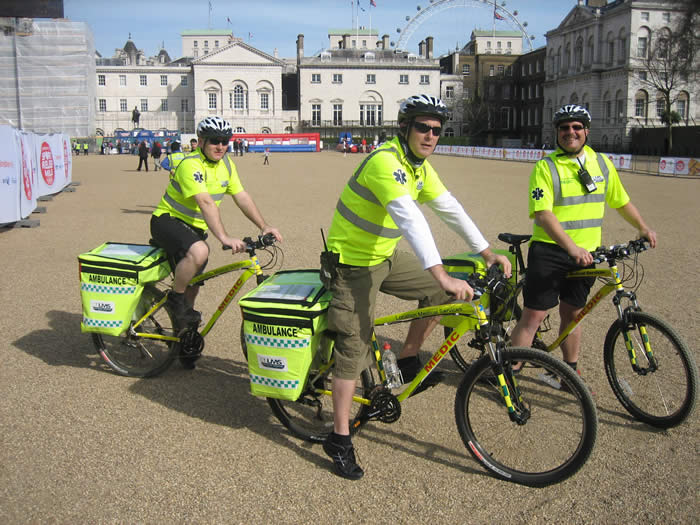 Cycle Response - Sports Relief London