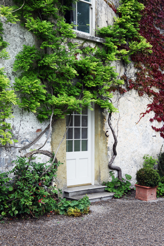 Cloughjordan House Exterior