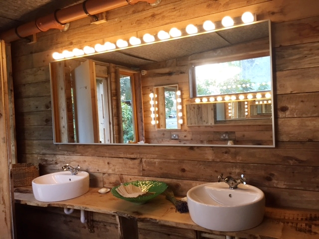 Pamper Room Glamping at Cloughjordan House