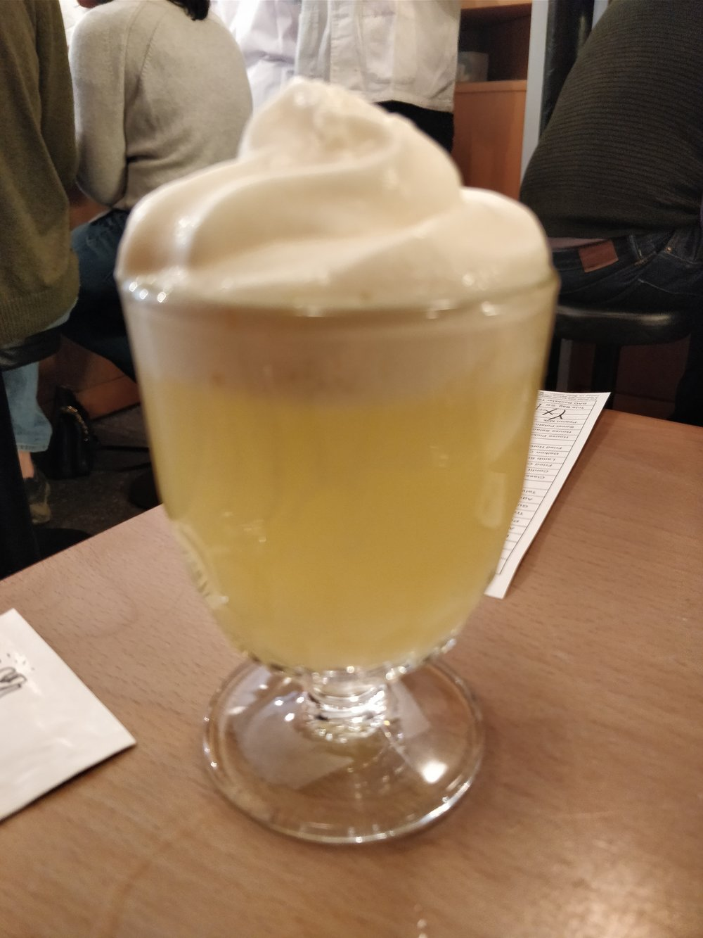 Yakult Float at Bao, Soho