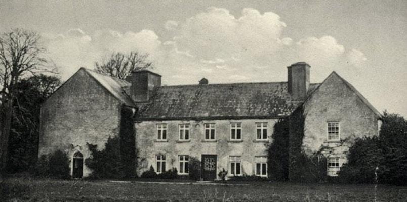 Cloughjordan House, Circa 1890.