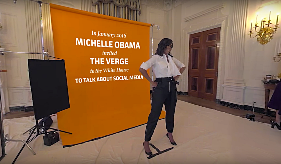 Michelle-Obama-360-VR-Production