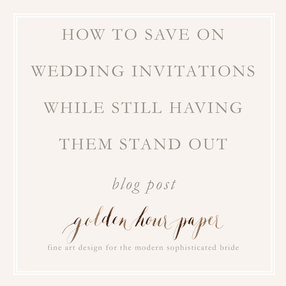 how much do wedding invitations cost on average