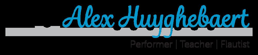 Alex Huyghebaert Logo
