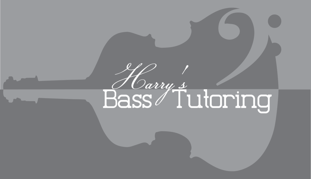 Harry's Bass Tutoring Logo