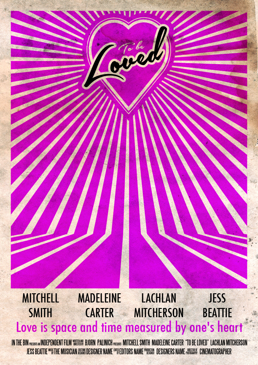 To Be Loved - Poster