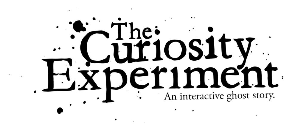 Nathan Schulz Presents The Curiosity Experiment - Logo