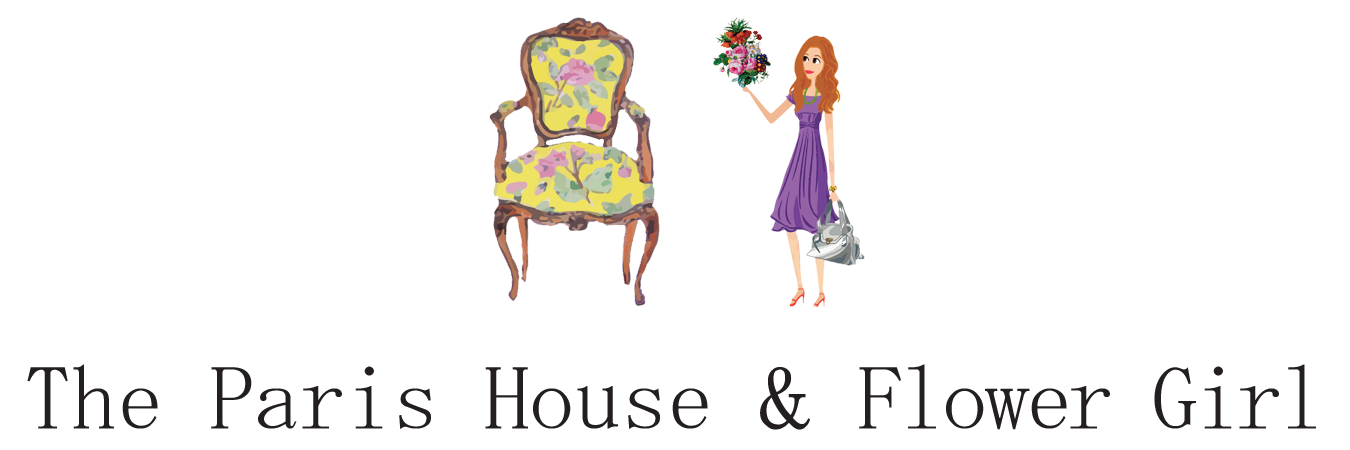 The Paris House & Flower Girl