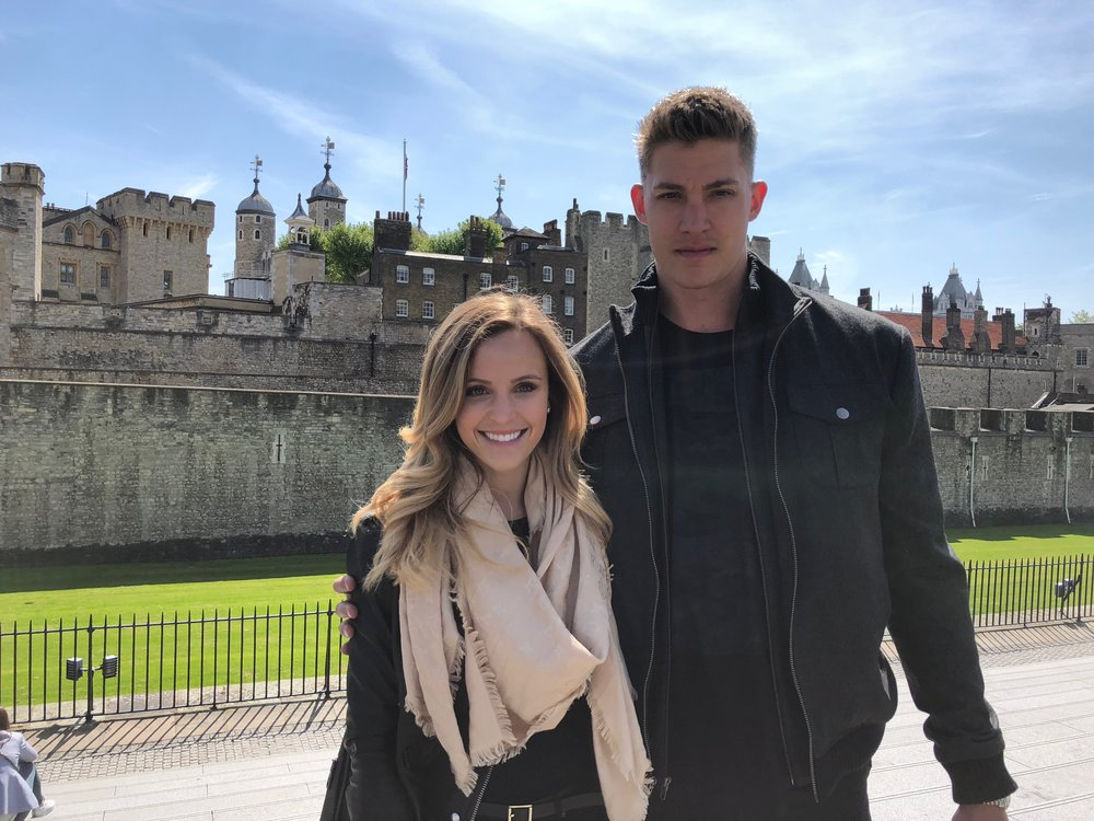 VLOG: Our Trip to London, England - When the season ended, Meyers and I took a 2-week European trip. We began our travels in London, England. Here is a 2-minute glimpse of our time in the United Kingdom.