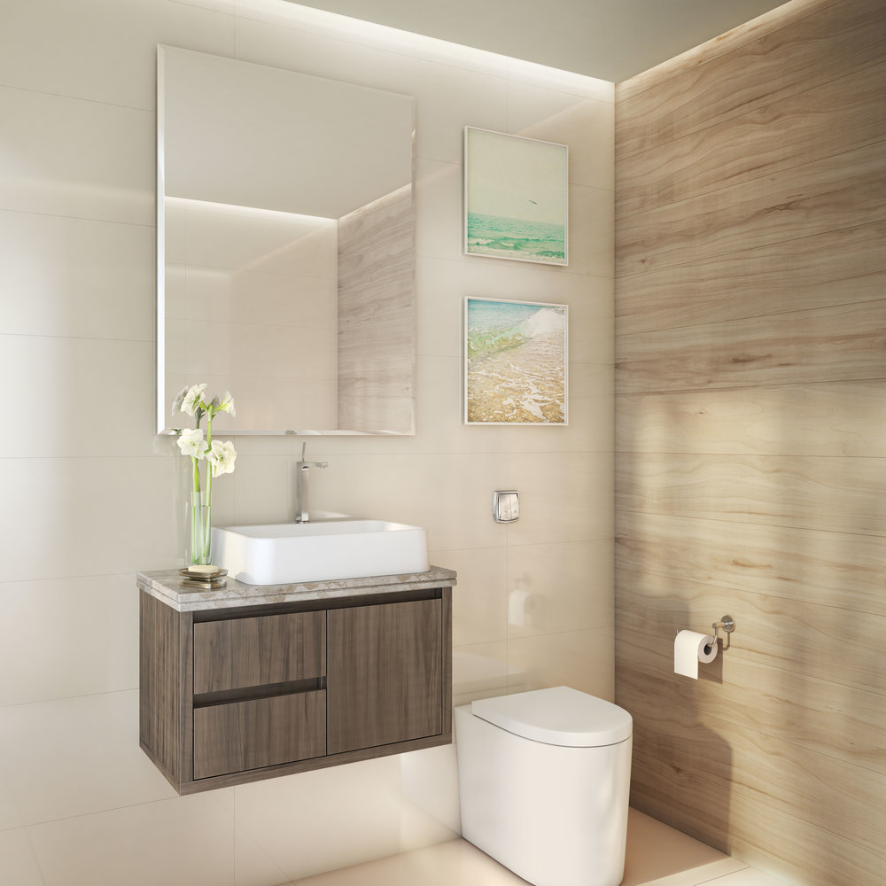 Contemporary And Modern Bath Vanities — UGlobal