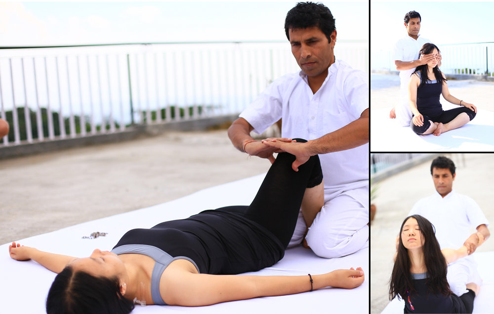 Thai Yoga Massage: Stretch your body beyond your imagination