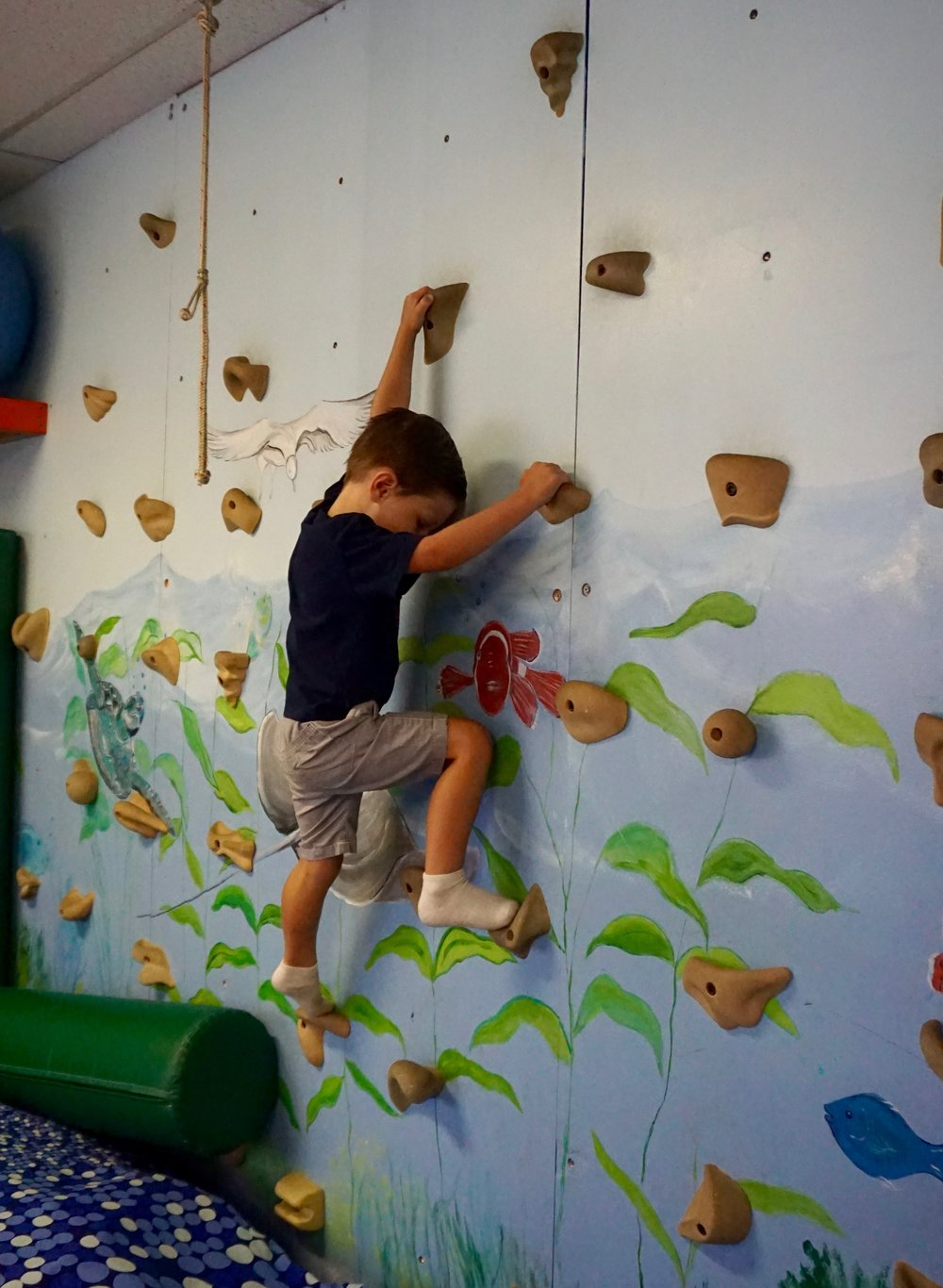 Get your child help with coordination and balance.