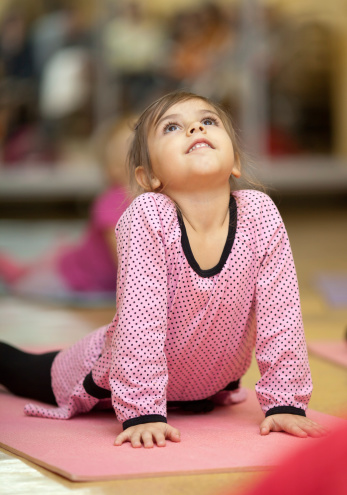 Yoga for children benefits San Diego.