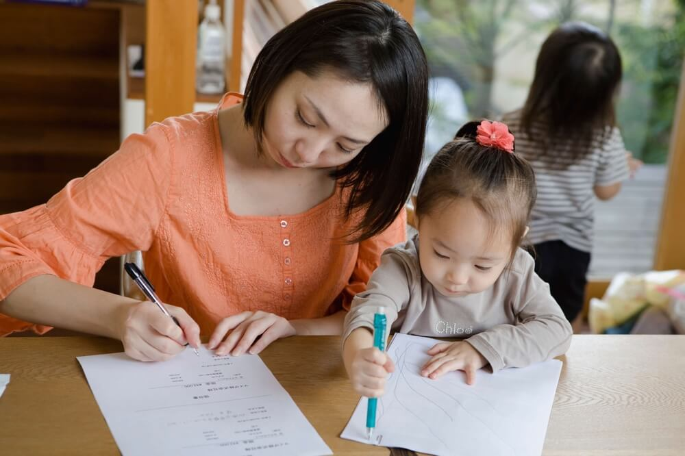 Handwriting help for children with bad handwriting skills.