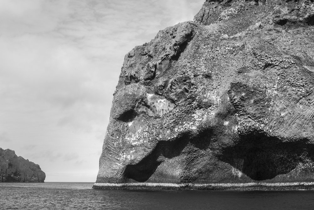 Sanne Kabalt   Elephants have never been here   Vestmannaeyjar, 2014