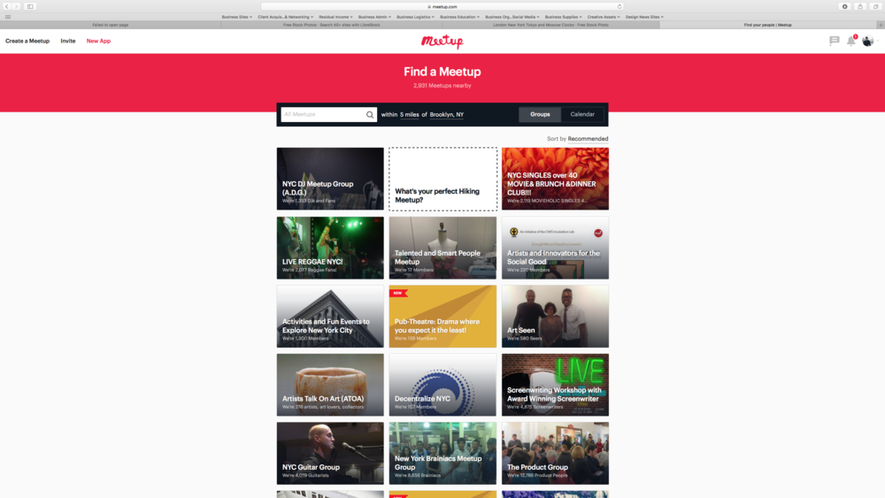 Meetup_Site