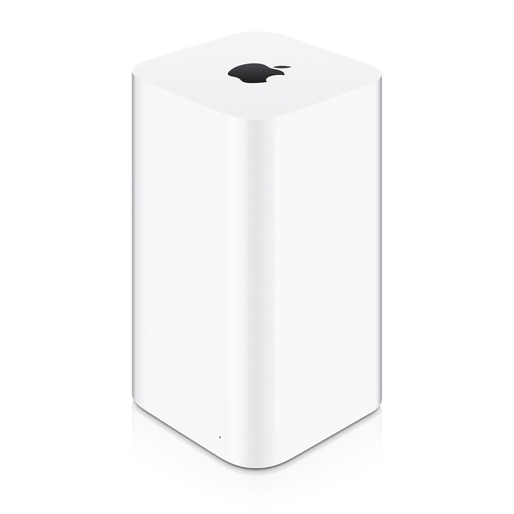 Apple 3TB Time Capsule (photo courtesy of apple.com)
