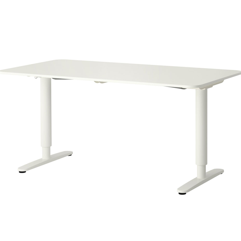 IKEA Bekant Sit/Stand Desk (photo courtesy of ikea.com)
