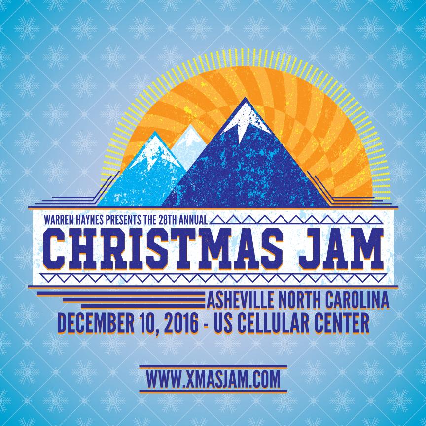 Christmas Jam.Warren Haynes Presents The 28th Annual Christmas Jam